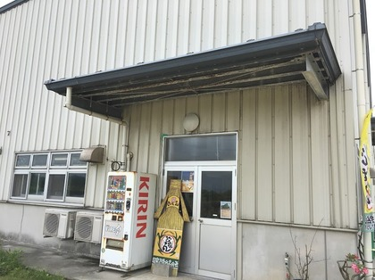 どなんを製造する国泉泡盛合名会社.JPG